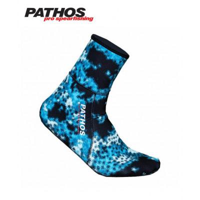 Socks Pathos Ocean Camo