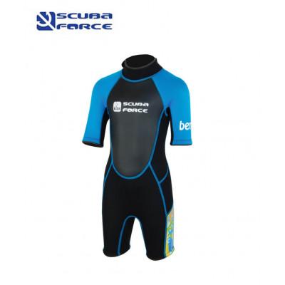 Wetsuit BERRY Junior 3mm