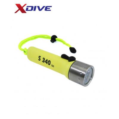Diving Flashlight CREE Q5 LED S340