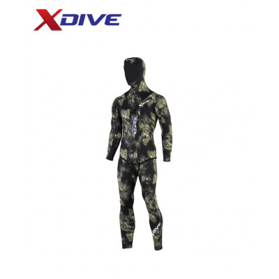 Diving Suit Grafit 3mm, Jersey out and OPEN CELL inside