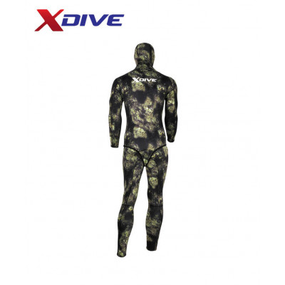 Diving Suit Grafit 5mm, Jersey out and OPEN CELL inside