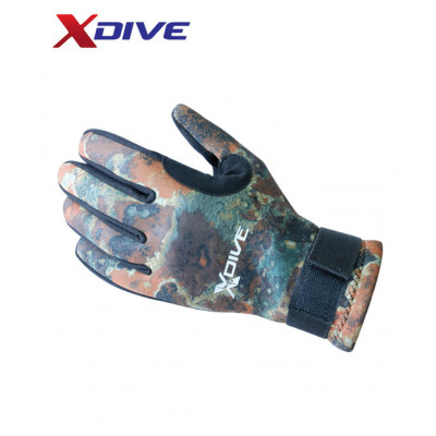 Gloves AMARA CAMO 2mm