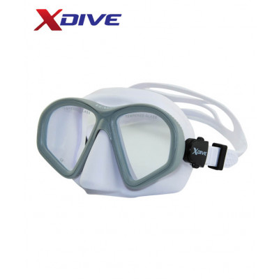 XDive Mask Venom White