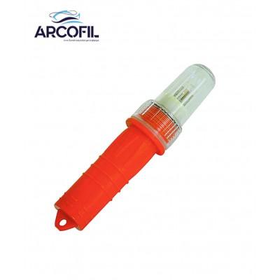 Long line flash light beacon
