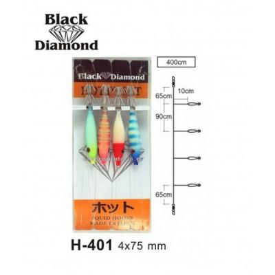 Black Diamond Hotto Set 4x75m