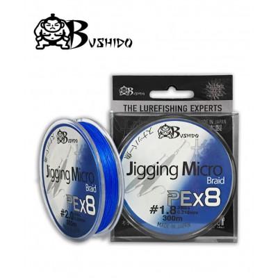 ΡΕx8 Jigging Micro Braid