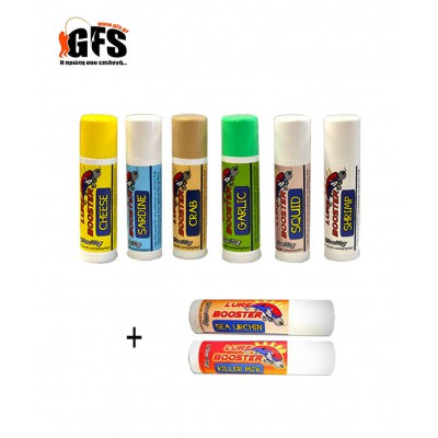 Lure Booster paste