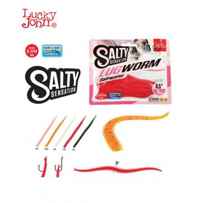 Lucky John Saltworm - 6.30cm