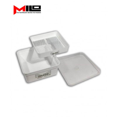 Bait box 1lt with tulle