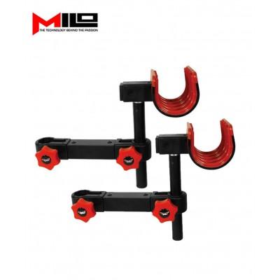Adjustable Rod rest Milo accessory
