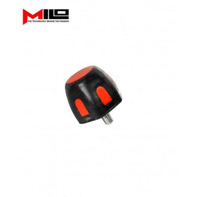 Seat box knob Milo accessory