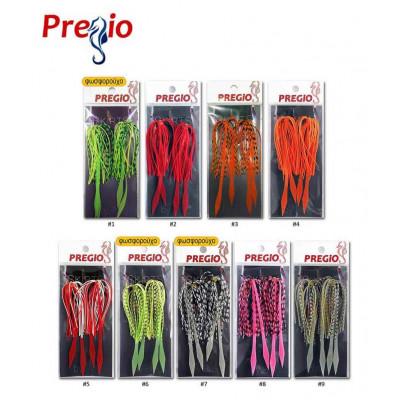 Free Slide Rubber Skirts Pregio SK100