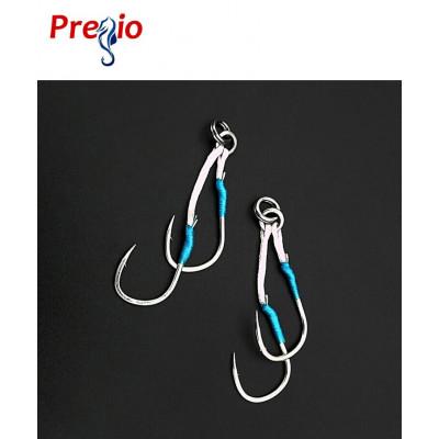 Double asymmetrical Micro Assist Hooks Pregio SK250