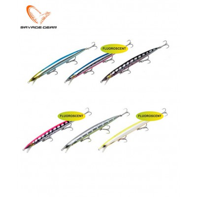 Sandeel Jerk minnow 145mm sinking