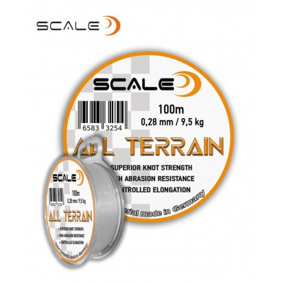 Fishing line Scale All-Terrain - 100m