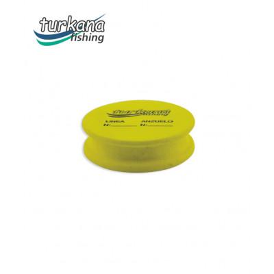 Round foam rig winder
