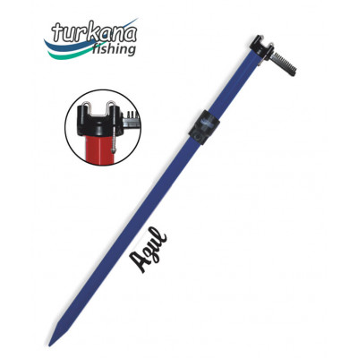 Rod rest Turkana 1.5m Blue with Trace Bar